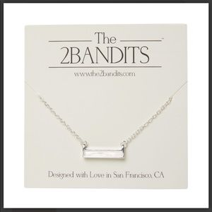 The2bandits Athens Necklace